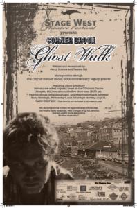 Ghot Walk Poster